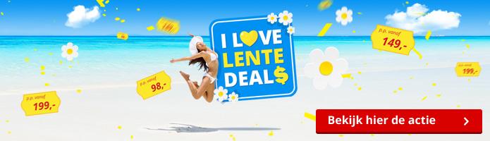 I love lente deals