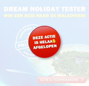 Dream Holiday Tester Malediven