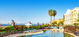 Adults only resort met zwembad in Portugal