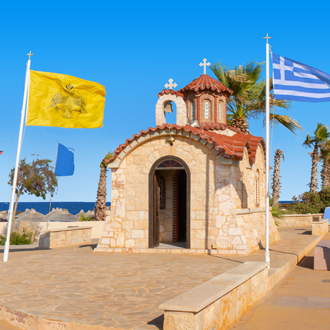 Kerk in Analipsi