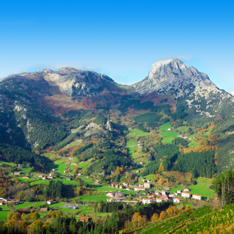 Mugarra, berg in Spanje
