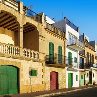 Huizen in Porto Colom