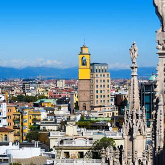 El Duomo de kathedraal in Milaan lcuthfoto