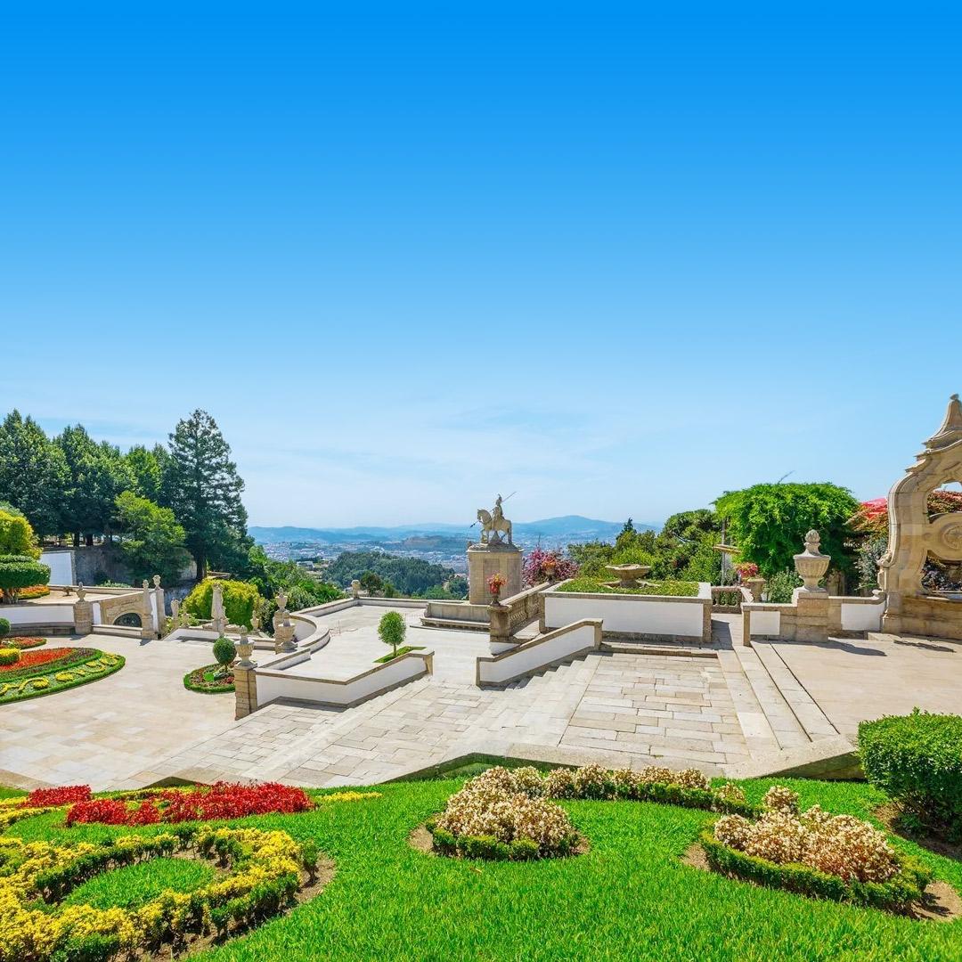 De stad Braga: het Rome van Portugal