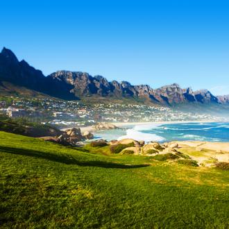 Camps Bay en Twaalf Apostelen bij Kaapstad