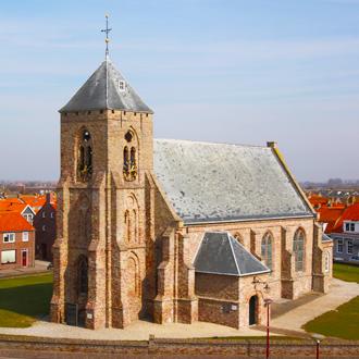 Catharinakerk in Zoutelande
