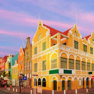 Centrum van Willemstad, Curacao