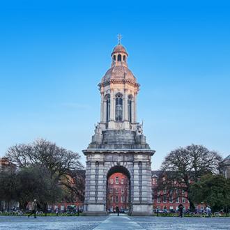 Binnenplaats in Dublin