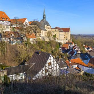 Duitsland-Hanzestad-Warburg-in-Weserbergland