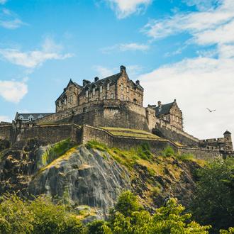 Edinburgh kasteel