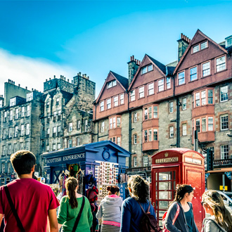 Huizen in Edinburgh