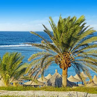 Strand in El Quseir