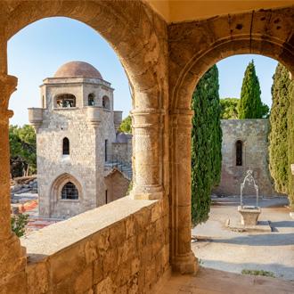 Filerimos klooster in Ialyssos