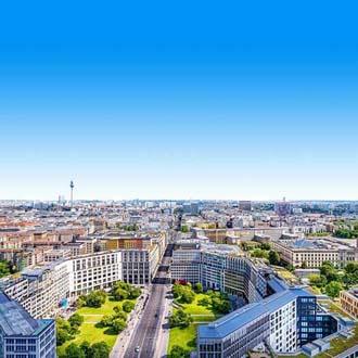 Gebouwen in Berlijn
