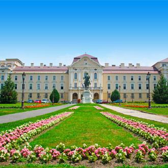Technische universiteit in Hongarije