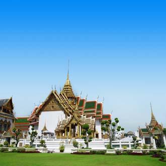 Grand Palace koninklijk paleis Bangkok