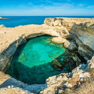 Grotta della Poesia bij Lecce