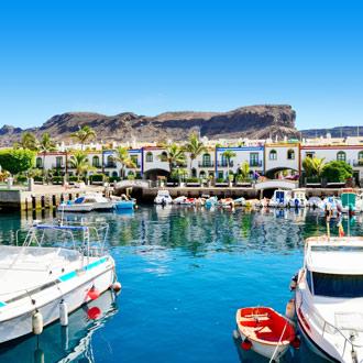 Haven in Puerto de Mogan