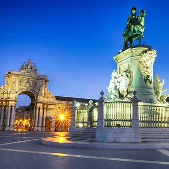 Historische monumenten in Lissabon