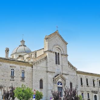 Kerk van St. Domenico in Italie