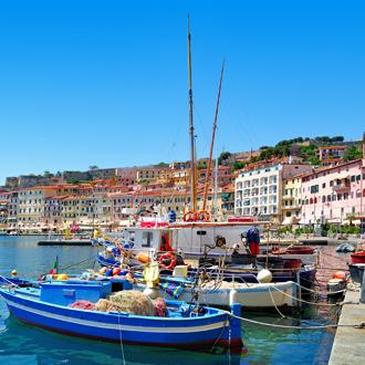 Haven in Elba
