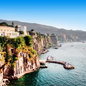 Piano di Sorrento in Italie