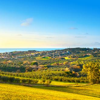 Natuur in San Vincenzo