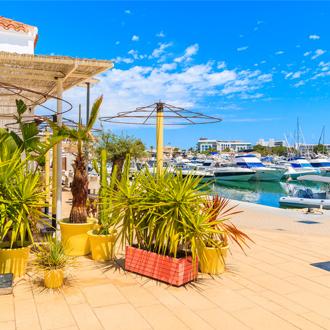 Jachthaven van Santa Eularia, Ibiza