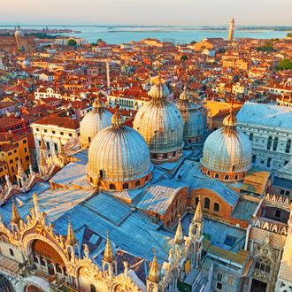 Kathedraal Basiliek van Saint Mark in Venetie, Italie