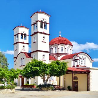Kerk-Georgioupolis-Kreta-Griekenland