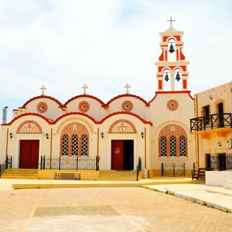 Kerk in Piskopiano