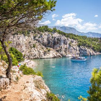 Kroatie_Rotsen-bij-Nugal-Beach-in-Makarska