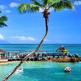 Mahe, Seychellen