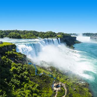 Watervallen Niagara Falls
