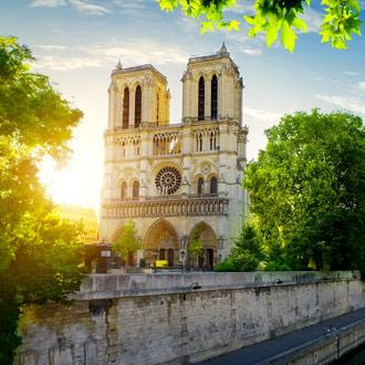 De Notre Dame in Parijs