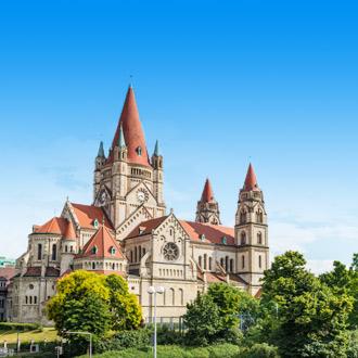 De Basiliek van Sint-Franciscus