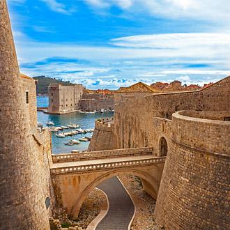 Oude stad en haven Dubrovnik