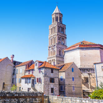 Paleis Diocletian in Split