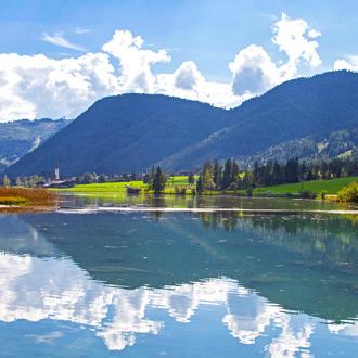 Pillersee in Fieberbrunn