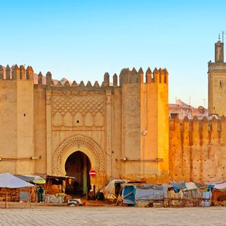 Goudgele Poort van Fez