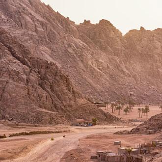 Woestijn en bergen Sharm el Sheikh