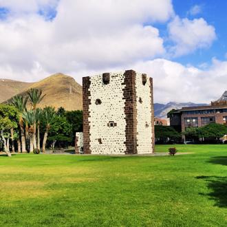 Torre del Conde in La Gomera