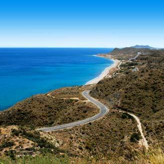 Kustroute van Cabo de Gata naar Carboneras