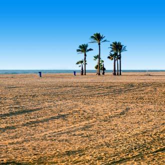 Roquetas de Mar strand
