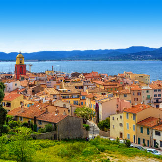 St Tropez in Provence