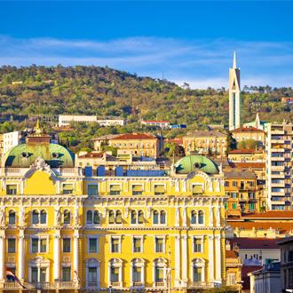 Gebouwen van de stad Rijeka, Kvarner