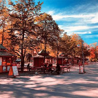 Stadspark in Stockholm