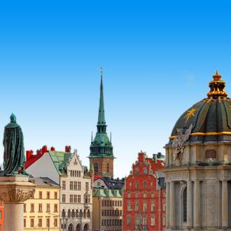 Binnenstad van Stockholm