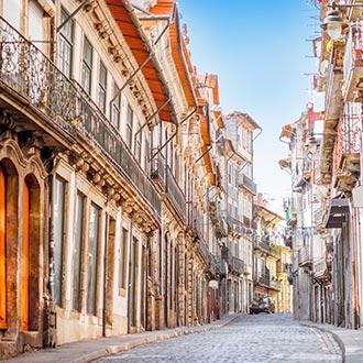 Straatjes van Porto