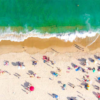 Strand Altura, Portugal